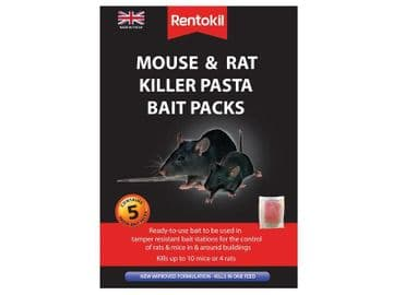Mouse & Rat Killer Pasta Bait (Sachets 5)